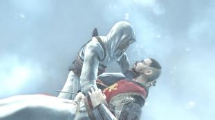 Altair lays William of Montferrat to rest