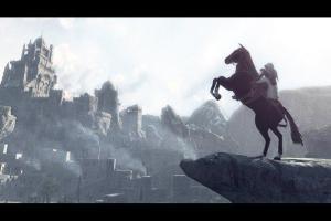 Horseback altair