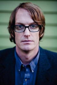 Patrick DeWitt, author of The Sisters Brothers
