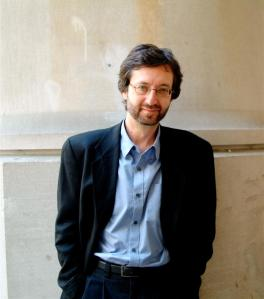 Guy Gavriel Kay, author of The Fionavar Tapestry