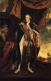 The Duke of Cumberland