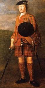 Lord George Murray, a key commander at Culloden