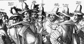 Guy Fawkes Conspirators
