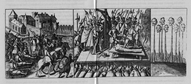 Fawkes executions