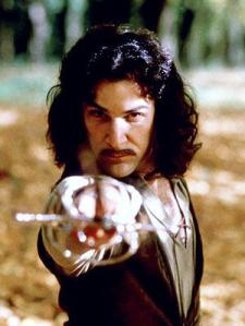 Inigo Montoya is the archetypical Spaniard. Do you agree?