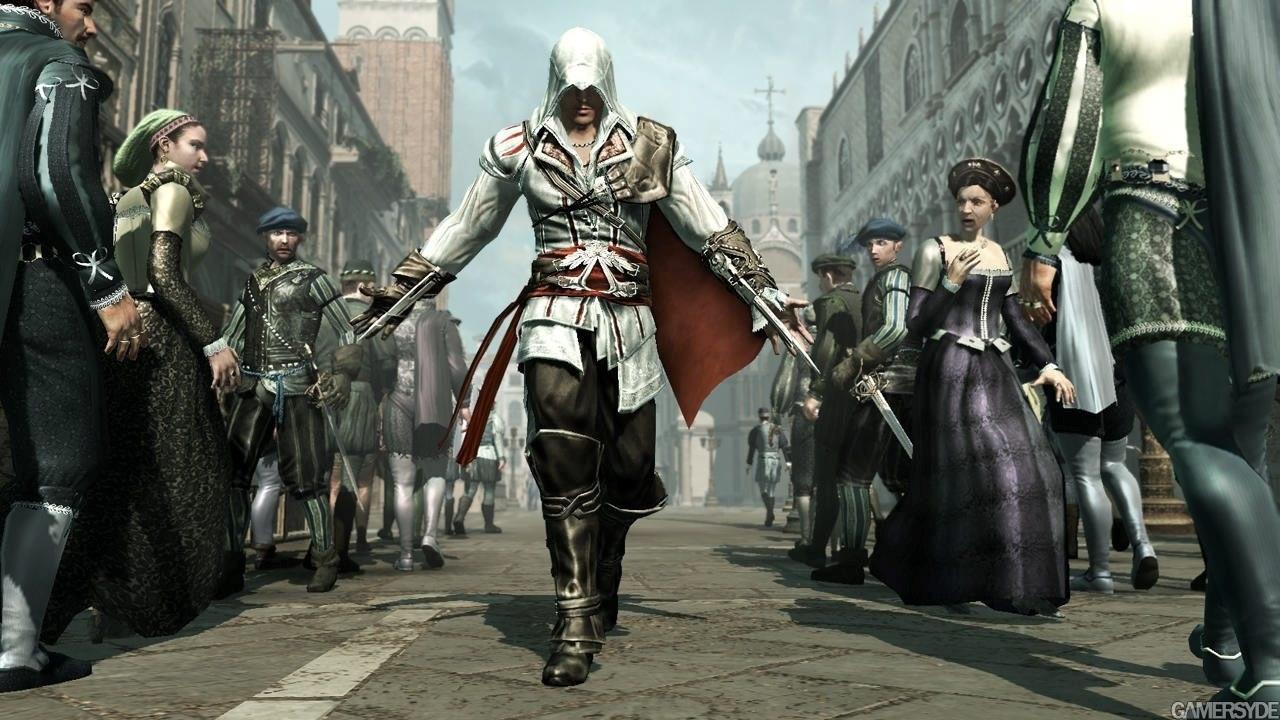 Ezio in Venice