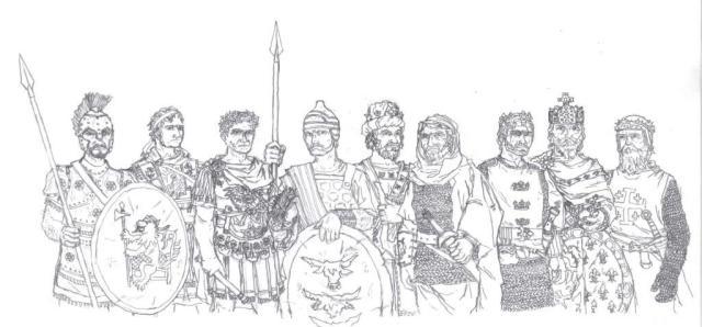 Nine Worthies
