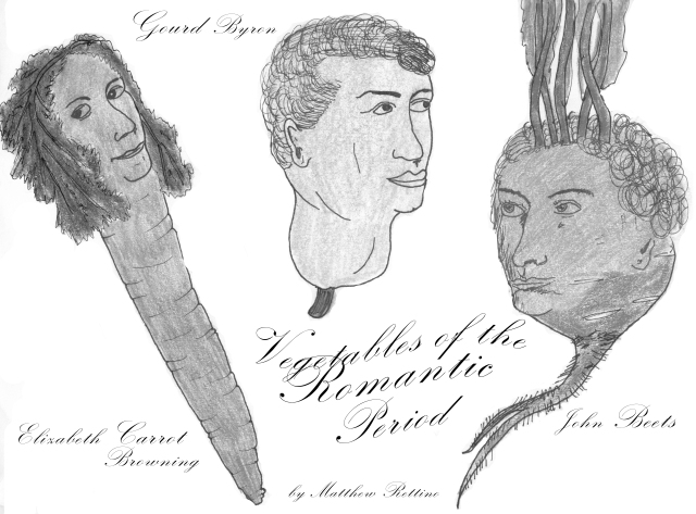 Vegetables of the Romantic Period 1