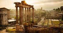 The Forum of Rome
