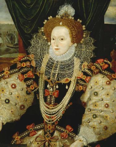 Queen Elizabeth I http://wp.me/p32Kr4-aF