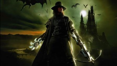 Hugh Jackman as Gabriel (not Abraham) Van Helsing. Same tradition, but different age spawns a different interpretation of character.