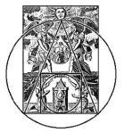 An alchemical woodcut.
