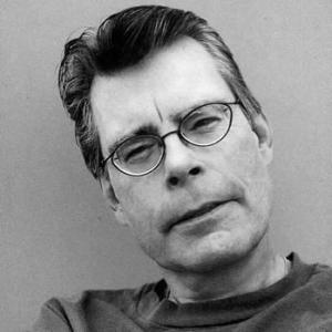 Stephen King, author of The Gunslinger