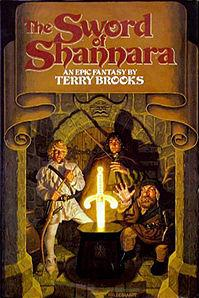 The Sword of Shannara: the book the popularized the epic fantasy genre.