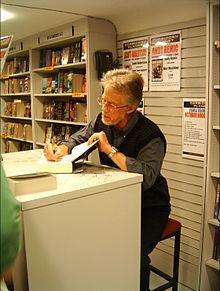 Stephen R. Donaldson, author of Thomas Covenant