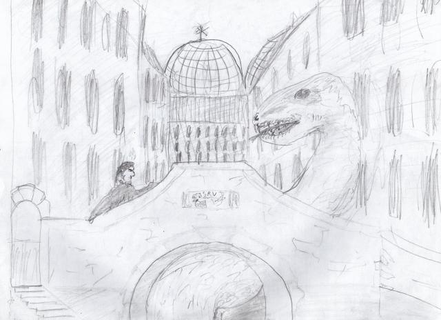 Venetian Dragon2
