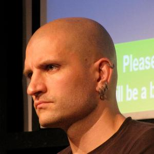 China Mieville, author of Perdido Street Station