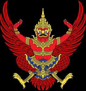 A Thai garuda
