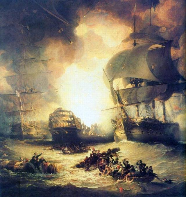 The Battle of the Nile