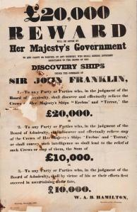 Wanted: the Franklin Expedition