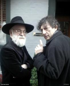 Gaiman and Pratchett: Post-Modern Conspirators.