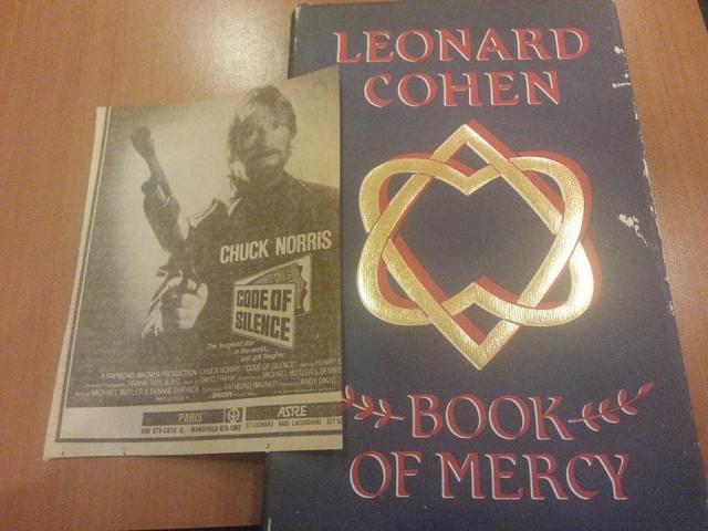 book of NO mercy