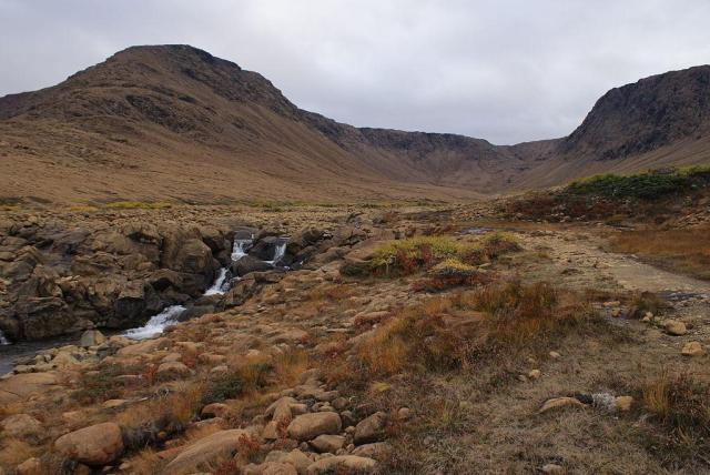 Newfoundland would also be a prime filming location. How about the Tablelands as Rohan?