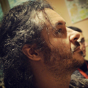 Giovanni Anastasi (aka Luca Tarenzi) author of Demon Hunter Severian
