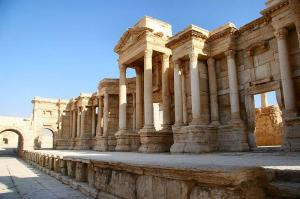 Roman Theatre in Palmyra