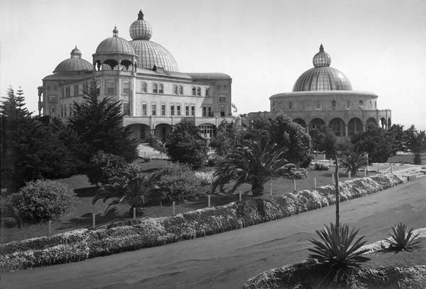 Point Loma's Raja Yoga Academy and The Temple of Peace, c.1915
