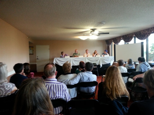 Fantasy and Worldview Panel