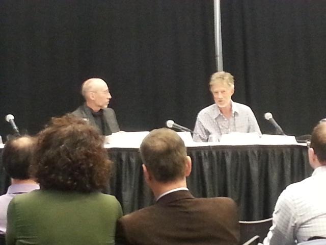 Steven Erikson in conversation with Stephen R. Donaldson