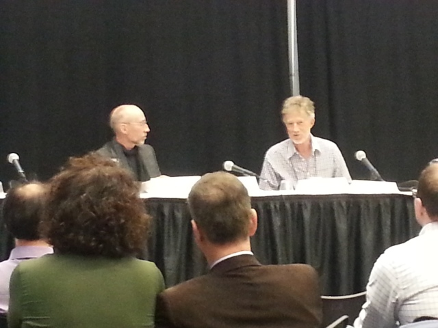 Steven Erikson in conversation with Stephen R. Donaldson