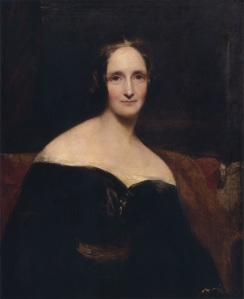 Mary Shelley, author of Frankenstein