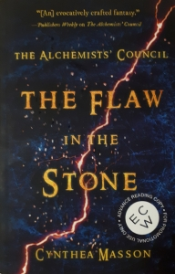The Flaw in the Stone by Cynthea Masson