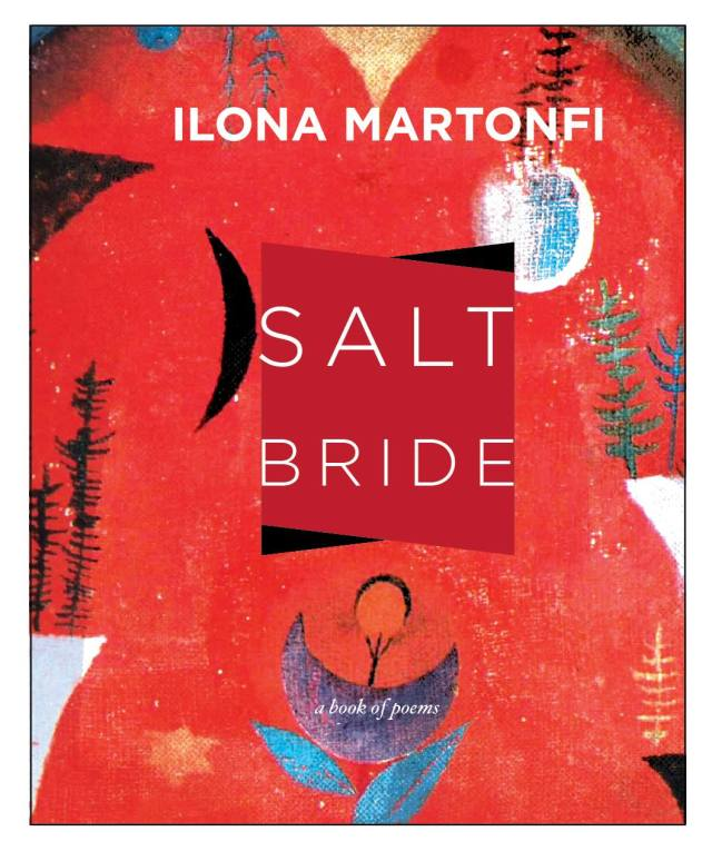 Cover of Salt Bride by Ilona Martonfi