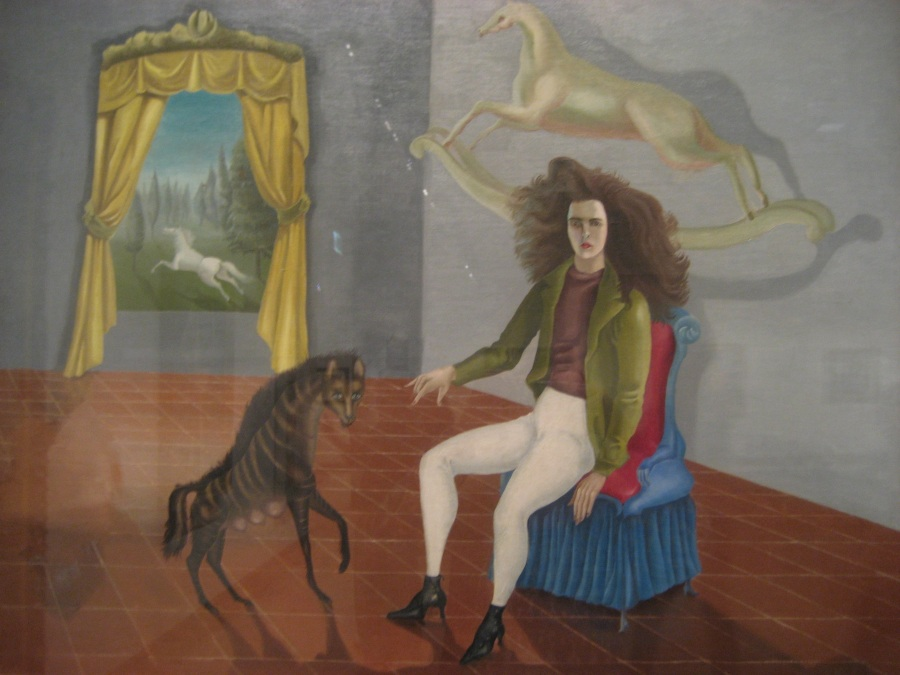 Self-portrait by Leonora Carrington